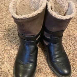 American Eagle Leather Boots